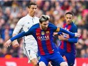 10 VĐV nổi tiếng nhất thế giới - Messi xếp sau Ronaldo