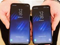 Hướng dẫn cài đặt bảo mật vân tay trên Samsung Galaxy S8, S8 Plus