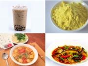 Món ngon trong tuần: Cách chế biến trà sữa, tinh bột nghệ, cá kèo kho khế