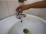 Clip: Tại sao ở Hà Nội lại có những khu vực ít nước và nước chảy yếu?