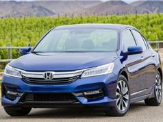 Top 10 xe sedan và hatchback hút khách nhất tại Mỹ tháng 5/2017