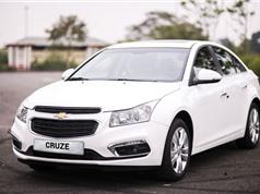 Bảng giá xe Chevrolet tháng 6/2017 và các ưu đãi hấp dẫn