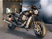 Harley-Davidson Street Rod - môtô cho người tập chơi giá 415 triệu tại Việt Nam