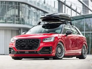 """Audi Q2 giá rẻ """"biến hình"""" siêu chất với hơn 200 triệu"""