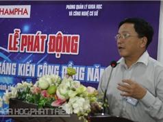 TPHCM:  Hỗ trợ tiền tỷ cho sản phẩm đoạt giải cuộc thi Sáng kiến cộng đồng