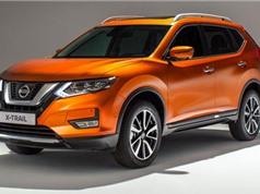Nissan X-Trail mới nâng cấp thiết kế và công nghệ