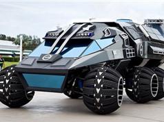 Siêu xe thám hiểm sao Hỏa của NASA