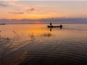 Chiêm ngưỡng vẻ đẹp cuốn hút của hồ Trị An