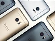HTC U11 chuẩn bị lên kệ, HTC 10 giảm giá 3 triệu đồng