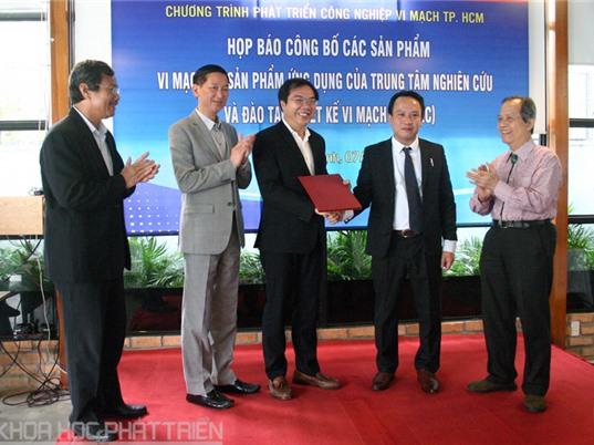 TPHCM công bố định giá các sản phẩm vi mạch