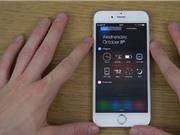 Hướng dẫn hiển thị tốc độ mạng, CPU, RAM trên iPhone, iPad, iPod