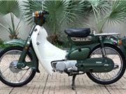 Honda Cub 'cánh én' - kỷ vật 40 năm của người Việt
