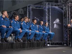 NASA công bố nhóm phi hành gia thực hiện sứ mệnh khám phá Sao Hỏa