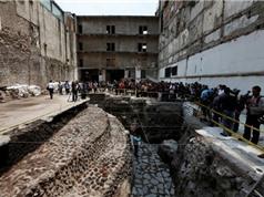 Phát hiện dấu tích của bộ tộc ăn thịt người tại thủ đô Mexico