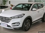 Chi tiết Hyundai Tucson Turbo 2017 giá từ 773 triệu