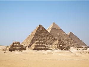 Bí ẩn kim tự tháp
