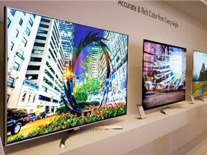 TV 4K đời 2017 của LG có giá từ 40 triệu đồng