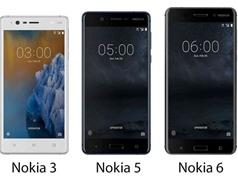 Nokia công bố giá bán 3 smartphone ở Việt Nam, giá từ 2,999 triệu đồng