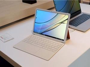 Cận cảnh tablet chạy Windows 10, cấu hình mạnh hơn MacBook 12 inch