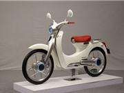 Honda ra mắt xe máy điện vào 2018