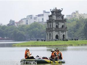Hồ Hoàn Kiếm sẽ được cải tạo với quy mô lớn nhất trong 20 năm qua