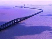 """""""Mục sở thị"""" 10 cây cầu dài nhất châu Á"""
