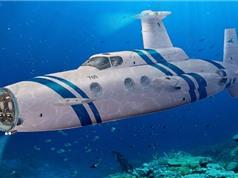 Tàu ngầm Ocean Submarine Neyk sang chảnh dành cho tỷ phú