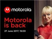 Motorola có thể trình làng Moto Z2 vào ngày 27/6