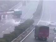 CLIP HOT NHẤT TRONG NGÀY: Xe tải gây tai nạn thảm khốc, linh dương tử chiến với bầy chó hoang