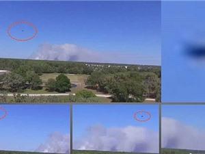 Thiết bị bay không người lái phát hiện vật thể kỳ bí