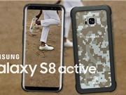 Lộ điểm sức mạnh của Samsung Galaxy S8 Active