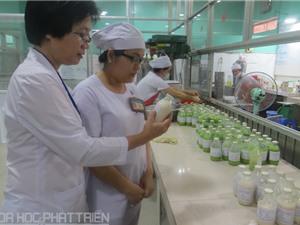 Sữa cao đạm giá rẻ lần đầu được sản xuất tại Việt Nam