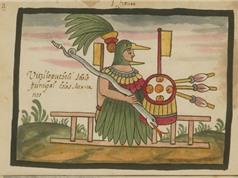 5 vị thần quyền lực của các nền văn minh cổ xưa