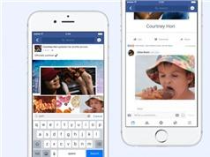 Facebook chính thức hỗ trợ trả lời comment bằng ảnh GIF