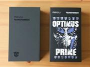 Clip: Mở hộp Meizu E2 Transformers Edition