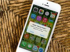 Hướng dẫn gỡ bỏ ứng dụng không mất dữ liệu cá nhân trên iOS 11