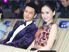 """Huỳnh Hiểu Minh và Angelababy dẫn đầu danh sách cặp đôi có thu nhập """"khủng"""" nhất làng giải trí Trung Quốc"""
