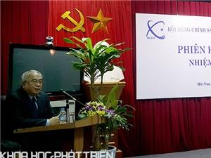 Tư vấn chính sách để Việt Nam bắt nhịp Industry 4.0
