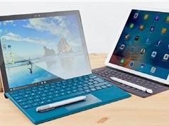 Với iPad Pro, Apple đang 'theo đuôi' Microsoft