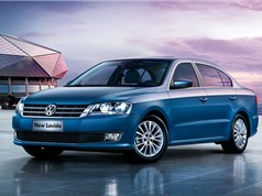 10 ôtô bán chạy nhất Trung Quốc tháng 5/2017: Volkswagen áp đảo