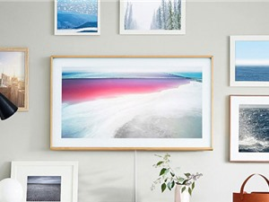 TV 'khung tranh' của Samsung có giá từ 2.000 USD