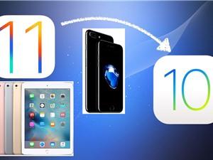 Những thủ thuật ít biết về iOS 10 - iOS 11
