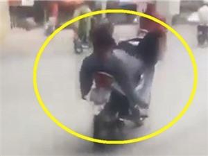 CLIP NHỮNG TAI NẠN GHÊ RỢN NHẤT TUẦN: Nam thanh niên lái xe bằng chân, xe tải đi ngược chiều, gây tai nạn liên hoàn