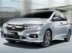 Honda Việt Nam trình làng City 2017, giá từ 568 triệu đồng