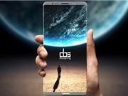 Galaxy Note 8 lỗi hẹn với công nghệ cảm biến vân tay dưới màn hình?