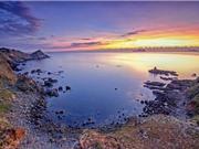 Vẻ đẹp kỳ vĩ của eo biển đẹp hàng đầu Việt Nam