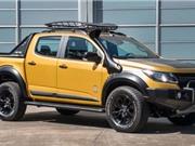 Chevrolet S10 Trailboss - Bản concept dành cho người hâm mộ off-road
