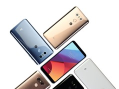 LG G6 Plus 128 GB và LG G6 32 GB chính thức công bố