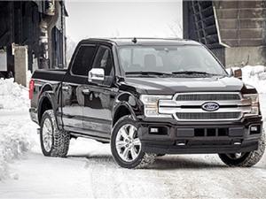 Ford F-150 bản 2018 - xe bán tải cỡ lớn thêm động cơ mới