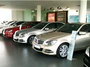 Người Việt chi gần 900 triệu USD để nhập xe trong 5 tháng đầu năm 2017